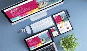 Damit Ihre Website bei Suchmaschinen gut gereiht wird, muss sie mobile friendly bzw. responsive sein.