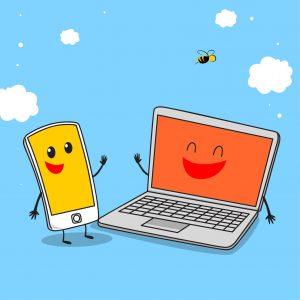 Damit Ihre Website bei Suchmaschinen gut gereiht wird, muss sie vor allem eines sein: mobile friendly bzw. responsive.