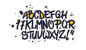 Im Webdesign kommt es auch auf die kleinen Dinge an, wie die bewusste Verwendung von Schriften.