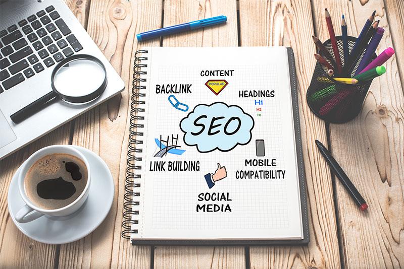 Gerne übernimmt die kreativbiene auch die Suchmaschinenoptimierung Ihrer Website!