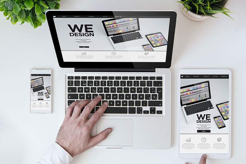 Webdesign und Kommunikationstrends