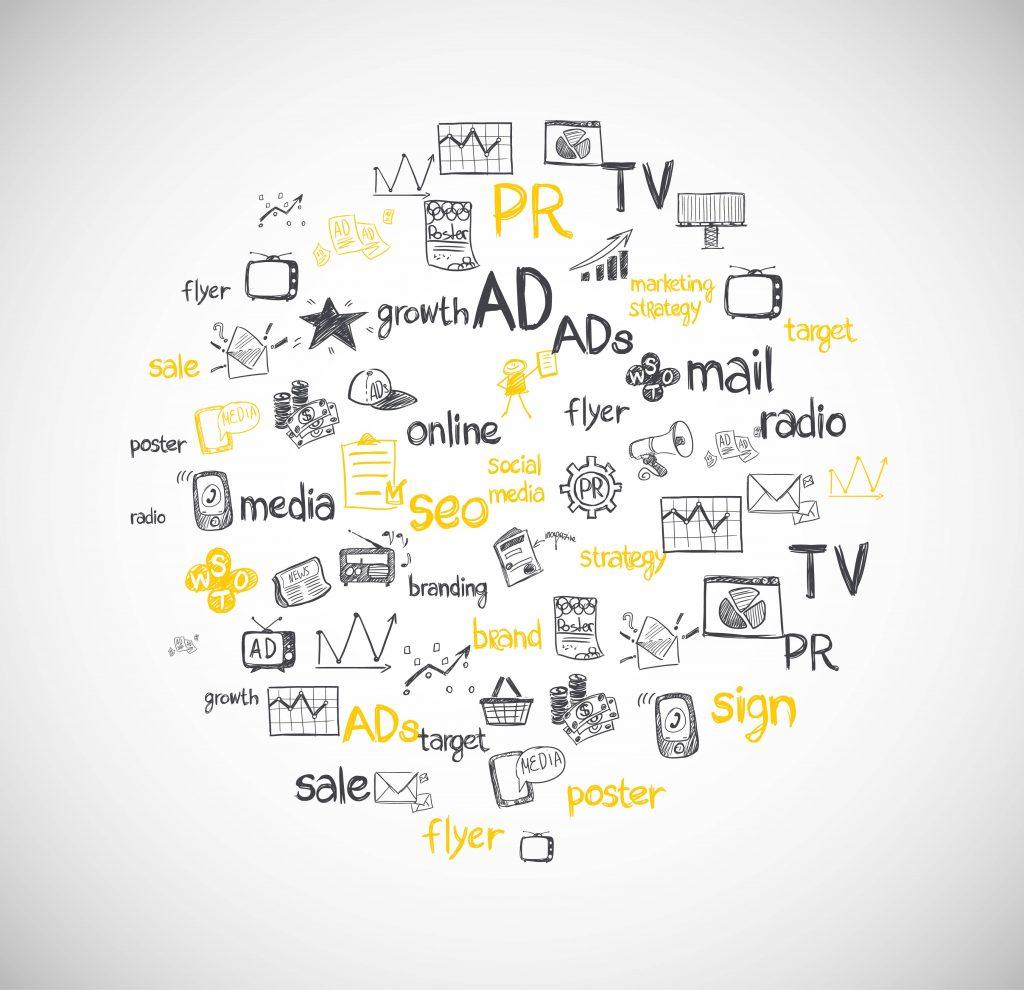 Welche Werbemaßnahmen machen für Ihr Unternehmen Sinn? Die kreativbiene erstellt ihr Werbekonzept!