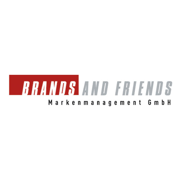 Brands and Friends ist Businesspartner der kreativbiene.