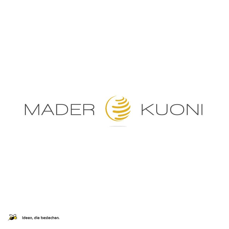 "Referenzen Kreativbiene: Logo, Corporate Design, graphische Betreuung ""ReiseCenter Mader-Kuoni"""